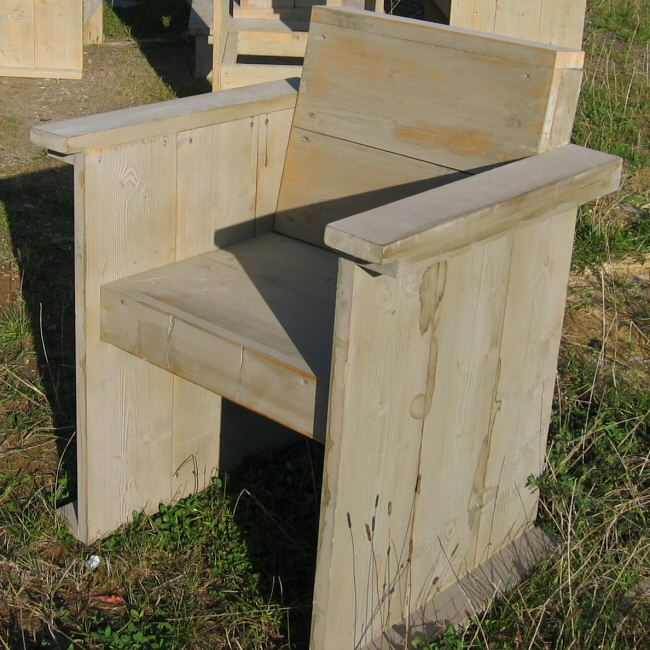 Picknicktafels van steigerhout zelf maken met gratis for Steigerhout tuinmeubelen zelf maken